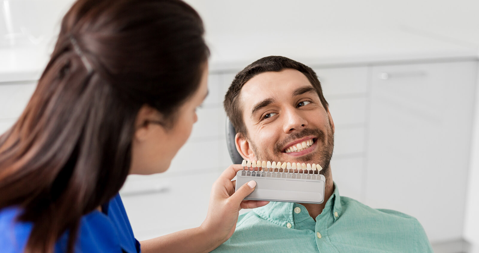 Porcelain Dental Veneers at Dr. Troy Schmedding of Family Dentistry in Walnut Creek CA Area